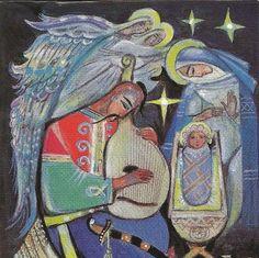 Ukrainian nativity