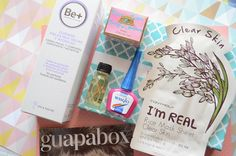 Guapabox de Enero 2016: Refugio Beauty
