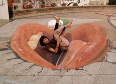 street_art_3d_Chiang Mai_ Thailand_2