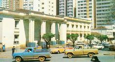 Fórum de Londrina nos anos 70 (atual Biblioteca Pública)