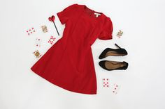 Queen of Hearts Put on your best red dress and black heels and DIY a heart wand for a wicked take on the Queen of Hearts. Make sure to incorporate some playing cards wherever you can.