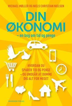Din økonomi - bog af Michael Møller, Niels Christian Nielsen - 9788750045205