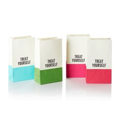 kate spade new york party favor bags - small talk soiree