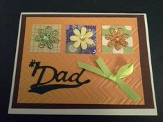 Gins fathers day card 847