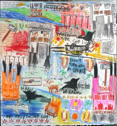 "Outsider Folk Art Gallery - Outsider Art | David ""Big Dutch"" Nally 