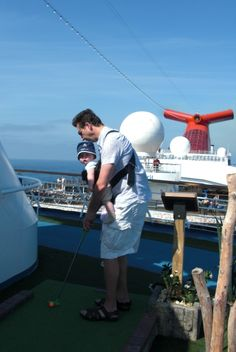 Carnival Cruise Line's Activities for Kids