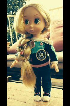 Disney Animator's Collection Dolls Rapunzel