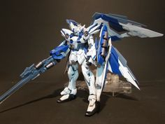 "MG 1/100 Wing Gundam ""Double Wing"" EW Ver. Custom Build - Gundam Kits Collection News and Reviews"