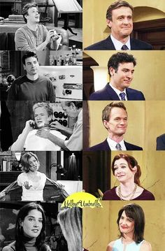 I Meet You, Told You So, Meant To Be Together, How Met Your Mother, Mothers Friend, Thank You Mom, Yellow Umbrella, Girl Meets World, To Tell