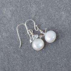 Poppy Earrings Poppy, Label, Pearl Earrings, Pearls, Collection, Jewelry, Jewellery Making, Jewerly, Jewelery