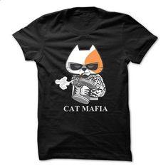 cat mafia - #tshirt packaging #tumblr hoodie. GET YOURS => https://www.sunfrog.com/Pets/cat-mafia-21659914-Guys.html?68278