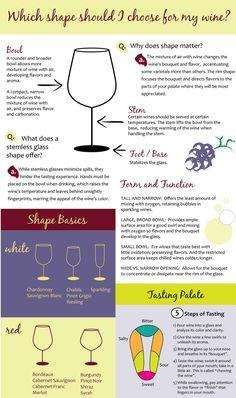 Que copa debería escoger para mi vino?