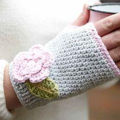 crochet fingerless g