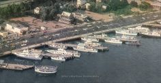 Aerial View of Sheepshead Bay, Brooklyn, NY – 1977 Lobster Fishing, Urban Legends, Aerial View, Brooklyn, City, Places, Cities, Lugares