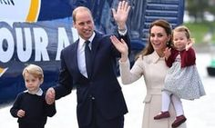 Duke and Duchess of Cambridge pregnant with third child