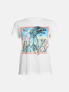 Dino t-shirt     Multi   BikBok   Sverige