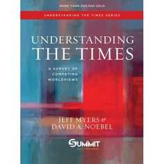 Understanding The Times, How To Defend Yourself, Christian Apologetics, Time Series, Homeschool Curriculum, Homeschooling, Writing Styles, Inspirational Books, Daily Devotional