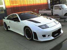 Nissan 300 zx Follow our board and request to join to post your #JDM, #Import & #Tuner pics!