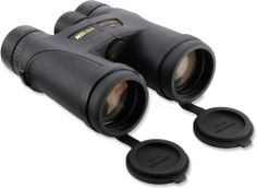 The powerful Nikon Monarch 7 10 x 42 binoculars feature bright, high-resolution optics. #REIGifts