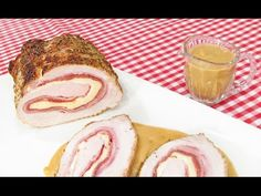 YouTube Caprese Salad, French Toast, Breakfast, Ethnic Recipes, Youtube, Food, Gastronomia, Oven Recipes, Ham And Cheese