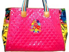 """Textured/puffy """"Everything"""" Bag - Dos'Staggio Boutique"""