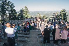 Denver Boulder Sunrise Amphitheater Wedding Photographer