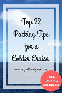 Top 23 Packing Tips for a Colder Cruise - These packing tips will show you how to pack for a cruise with a colder climate, such as Alaska, Iceland or the Baltic Packing List For Cruise, Cruise Tips, Cruise Travel, Packing Tips For Travel, Cruise Vacation, Travel Hacks, Travel Ideas, Travel Advice, Packing Lists