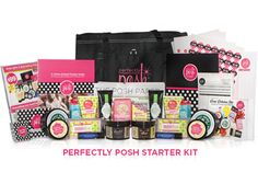 Double the kit for extra pampering! Join my team now! Get more information here: https://www.perfectlyposh.com/poshable/join #perfectlyposh #poshable #poshboom