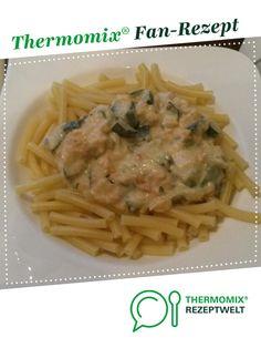 Lachs Zucchini Soße von rauschbine. Ein Thermomix ® Rezept aus der Kategorie Saucen/Dips/Brotaufstriche auf www.rezeptwelt.de, der Thermomix ® Community.