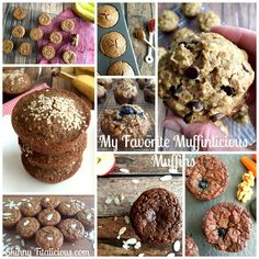 favorite-muffins by @skinnyfitalicious