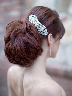Kiểu tóc cô dâu 2014 - Kieutoc.vn