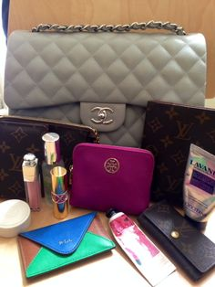 What's in your CHANEL bag today? Include pics! - Page 179 - PurseForum