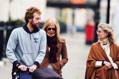 """Chris Martin and Blythe Danner Danner is a doting mother-in-law. """"There's something in the musicality of their world,"""" she said in 2008 of her daughter Gwyneth Paltrow's marriage to Coldplay's Chris Martin. """"It's not just what they do, but their rhythm, the way they are together."""" And earlier this year, she gushed about Martin as a father: """"Oh, Chris is wonderful and he's so good with their children,"""" Danner said, """"and he's taught them those good English manners."""""""