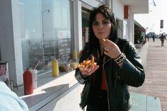 Joan Jett - Santa Monica Pier - 1977