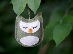 owlie ornament!