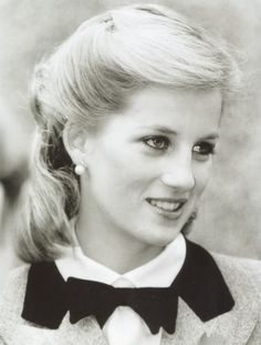 lady diana pictures | Princess Dianas Fabulous Short Hairstyles Photo