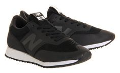 Buy Black New Balance 620 from OFFICE.co.uk.