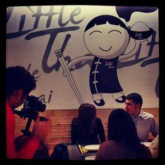 Working. @Cineglow Filmmakers Filmmakers #yummy @Kathy Davis-Reid Thai