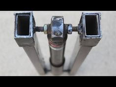 AMAZING tool & Unique idea - YouTube Garage Tools, Garage Workshop, Metal Projects, Welding Projects, Cool Tools, Diy Tools, Fireplace Blower, Home Electrical Wiring, Fabrication Tools