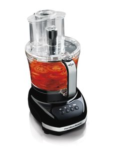 Slice, shred, chop, mix and puree fresh produce with the Hamilton Beach Big Mouth® Duo Plus Food Processor with a motor. Food Processor Uses, Food Processor Reviews, Tabletop, Hamilton Beach Food Processor, Juicer Machine, Canada Shopping, Electric Foods, Beach Meals, Small Appliances