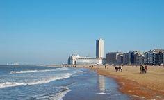 Oostende zeedijk