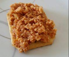 Rezept Veganes Zwiebelmett von tordis@adrario.de - Rezept der Kategorie Saucen/Dips/Brotaufstriche