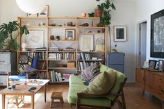 Artist and Architect Raukura Turei's Co-housing Habitat – IN BED Store Co Housing, Inside Outside, Living Spaces, Living Room, Next Door, Traditional Paintings, Flat Sheets, Habitats, Gallery Wall