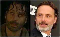 Andrew Lincoln (Rick Grimes) | Le casting de «The Walking Dead» dans la série VS dans la vraie vie