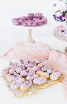 Whimsical Lilac Wedding Inspiration - Inspired By This Wedding Shower Decorations, Wedding Shower Favors, Wedding Cake Designs, Wedding Cake Toppers, Wedding Cakes, Lilac Wedding, Wedding Flowers, Dream Wedding, Wedding Desserts