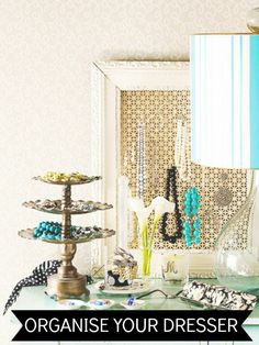 DE-CLUTTER YOUR HOME WITH CAKE STANDS