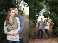 fall engagement session outfit ideas // Sera Petras Photography