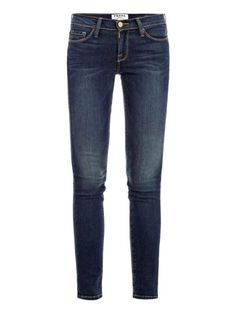 Mid-rise skinny jeans  by Frame Denim  #Matchesfashion