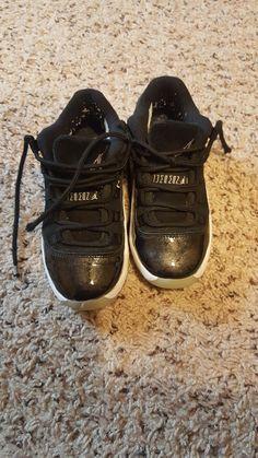 1f107a04e71d71 Nike Air Jordan XI 11 (PS) Low