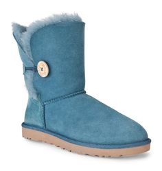 UGG Australia Dolphin Femmes Blue Bailey Button Triplet Boot Dolphin Blue Taille Taille 5 eafb88c - freemetalalbums.info